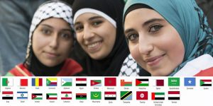 список арабоговорящих стран